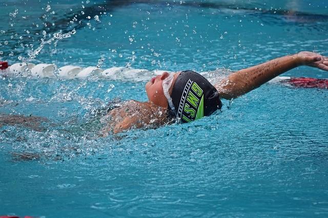 背泳ぎ プル ドリル