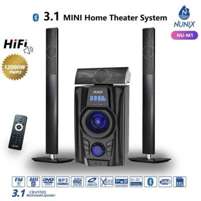Nunix Mini-Hometheater 3.1CH