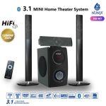 Nunix 3.1Ch MINI Digital Home Theater System 12000W
