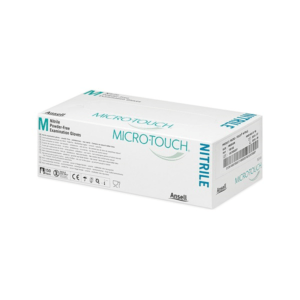 Micro-Touch Nitrile Disposable Gloves