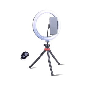 Portable ring lights with Tripod Stand