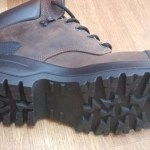 Base mining safety boot suitable for high temperature work places