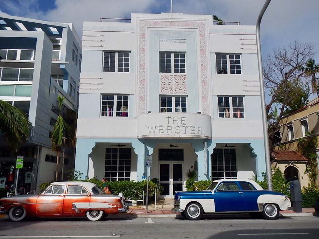 The Webster Hotel South Beach Miami