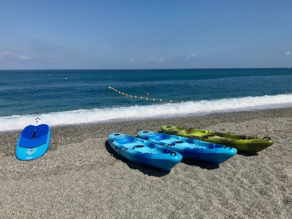 kayaks at tui magic life calabria