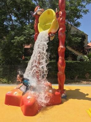 splash park at tui