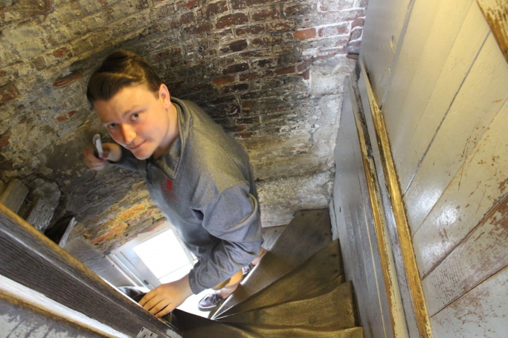 Suitcase Six BELFRY-STAIRS-1024x683 How Accessible Are Netherlands and Belgium?