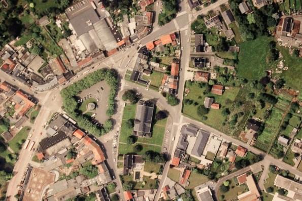 Suitcase Six aerial-view-2 3 Days in Belgium