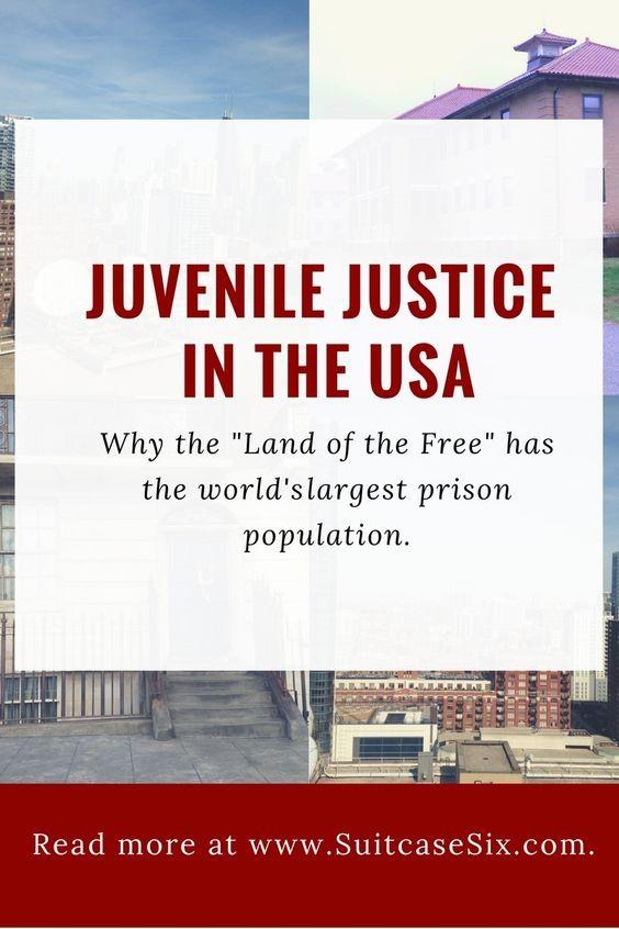 Suitcase Six 7ed49bfa2834dcbb7550d5d51cb82ded Juvenile Justice in the USA