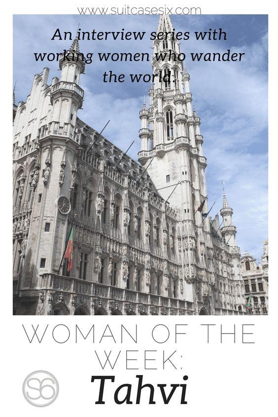 Suitcase Six 3dff67a170da6b90e3704069a6f7bf9b Woman of the Week: Tahvi