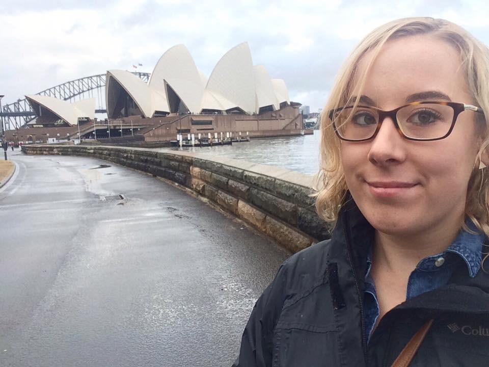 Suitcase Six haley_australia Woman of the Week: Haley