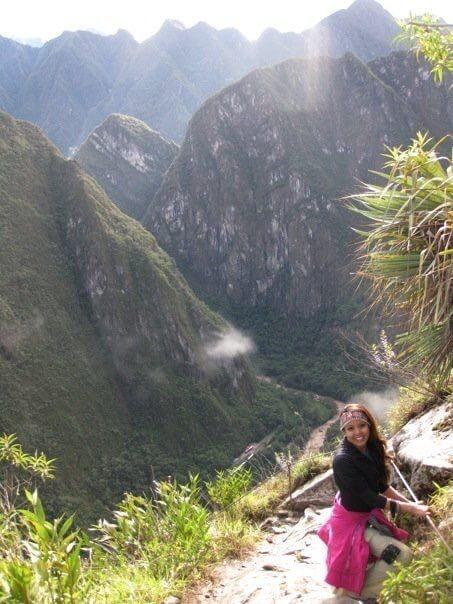 Suitcase Six Machu-Picchu Woman of the Week: Vanessa
