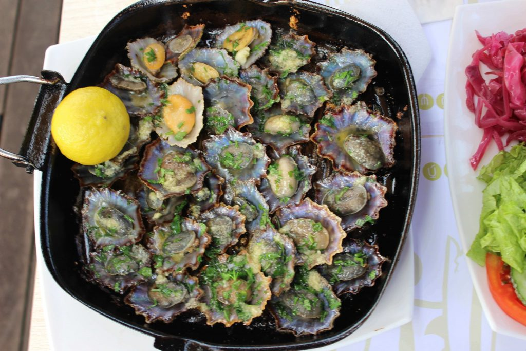 Suitcase Six limpets-1024x683 From Codfish to Cozido: 5 Places to Eat in the Azores