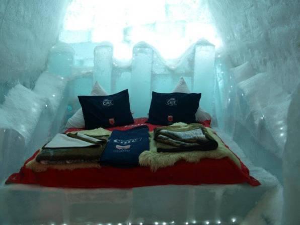 Suitcase Six Melanie-ice-hotel Woman of the Week: Melanie