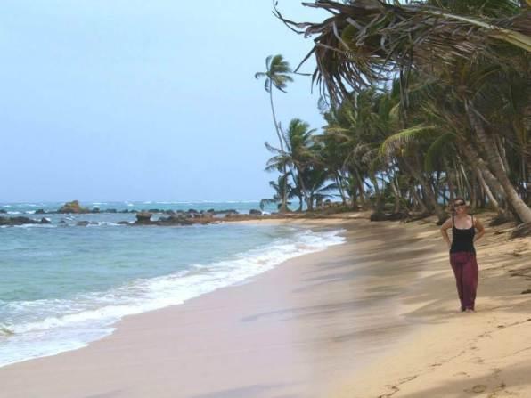 Suitcase Six Melanie-on-the-beach Woman of the Week: Melanie