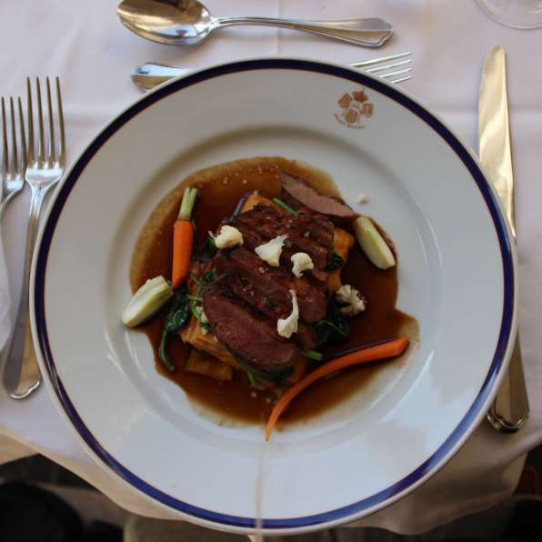Suitcase Six duck2 From Codfish To Cozido (Part II): 5 Portuguese Restaurants with Scrumptious Foods