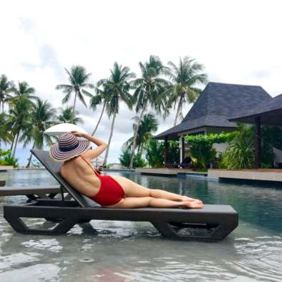 Suitcase Six Christine-Siargao_Philippines-2 Woman of the Week: A Celebration