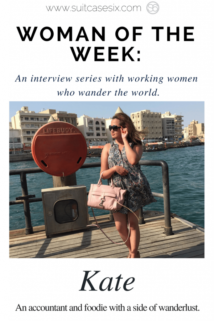 Suitcase Six Copy-of-Woman-of-the-Week-Pin-11-683x1024 Woman of the Week: Kate