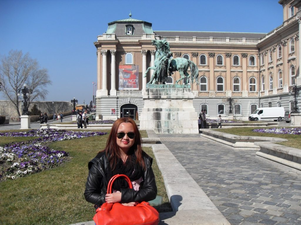 Suitcase Six Kate-Buda-Castle-Budapest-Hungary-1024x768 Woman of the Week: Kate