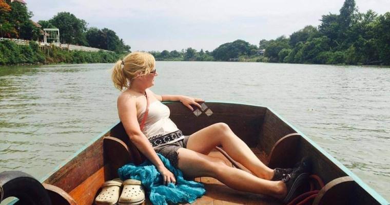 Suitcase Six LAVIS-BOAT Woman of the Week: Elizabeth
