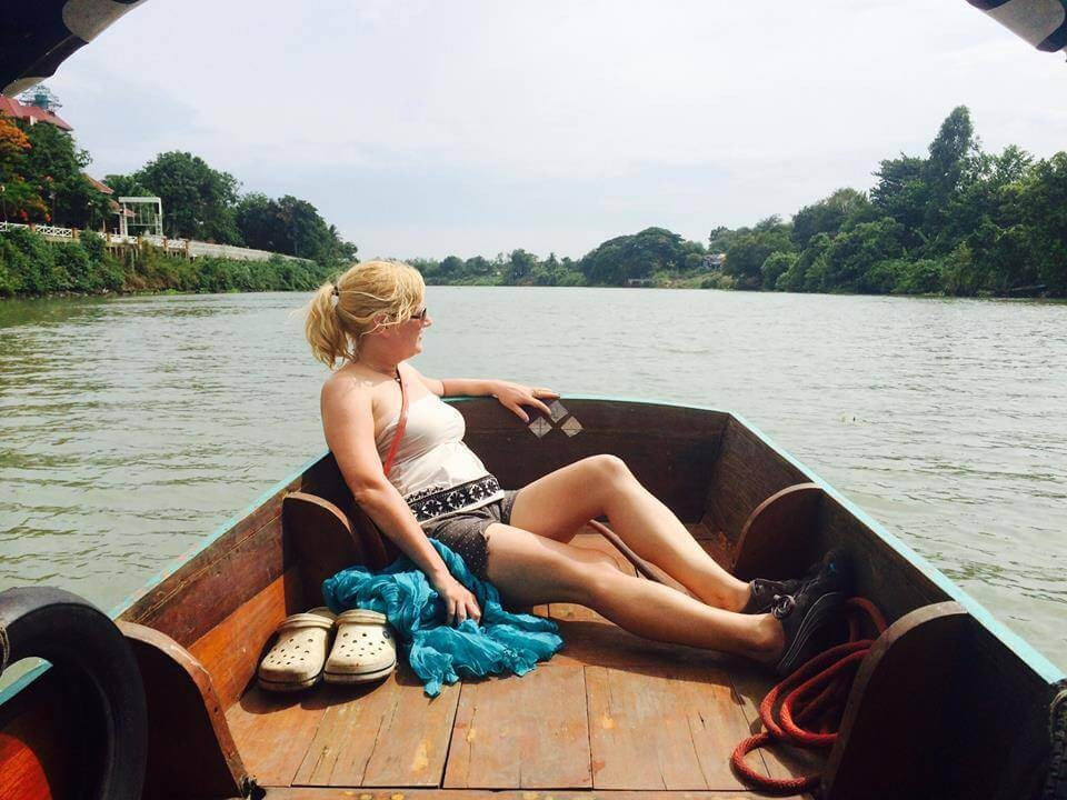 Suitcase Six LAVIS-BOAT Woman of the Week: Elizabeth