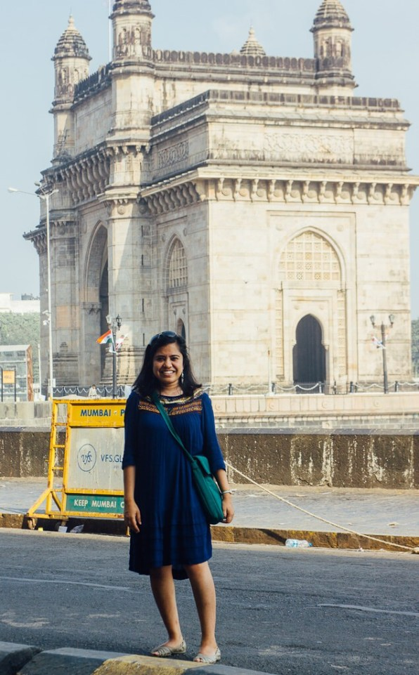 Suitcase Six Paroma-Mumbai70 Woman of the Week: Paroma
