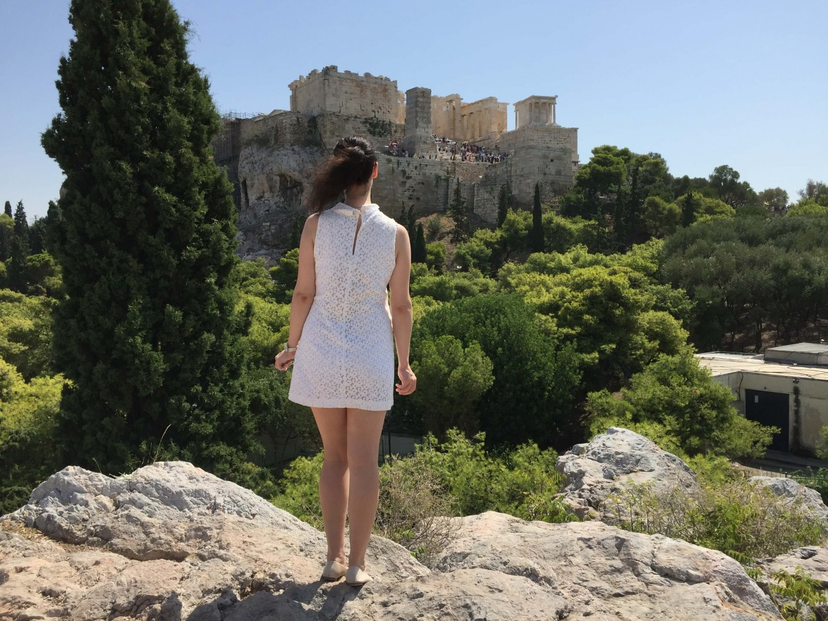 Suitcase Six Athens Woman of the Week: Natalia