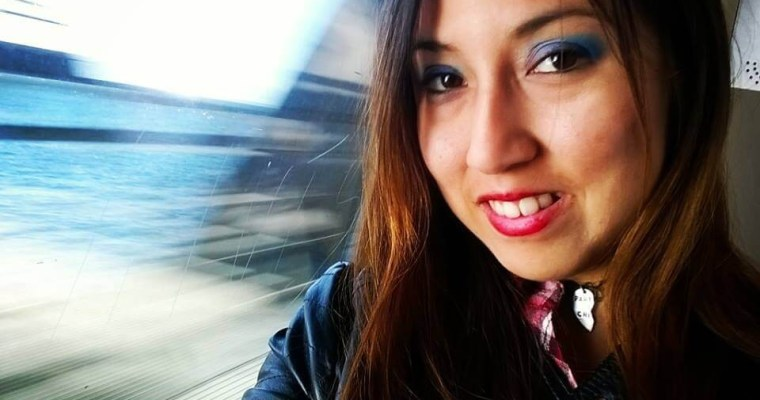 Suitcase Six Karem-on-the-train Woman of the Week: Karem