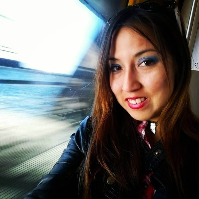 Suitcase Six Karem-on-the-train Woman of the Week: A Celebration
