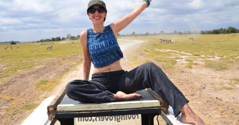Suitcase Six Amboseli Woman of the Week: Emily