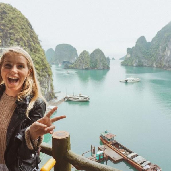 Suitcase Six Ha-Long-Bay Woman of the Week: Frances