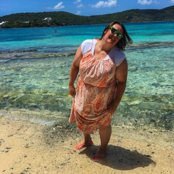 Suitcase Six Rachelle-Beach Woman of the Week: Rachelle