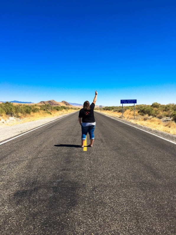 Suitcase Six Rachelle-Road Woman of the Week: Rachelle