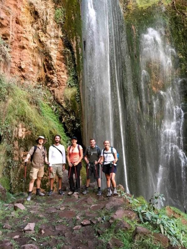 Suitcase Six Kim-in-Peru-Hiking Woman of the Week: Kim