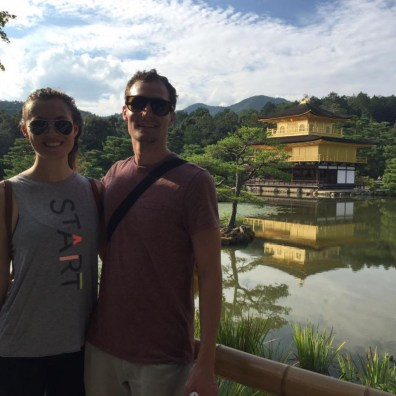 Suitcase Six Stef-and-Bf-in-Japan Woman of the Week: Stef