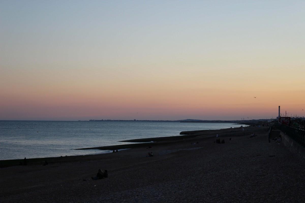 Suitcase Six BRIGHTON-BEACH Halfway Around The World: Mid-Trip Updates