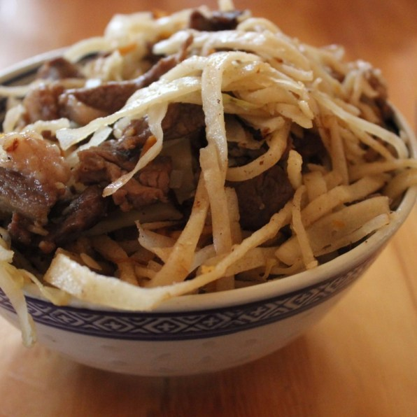 Suitcase Six Mutton-Noodles One Week in Mongolia: A Sunpath Tour Adventure