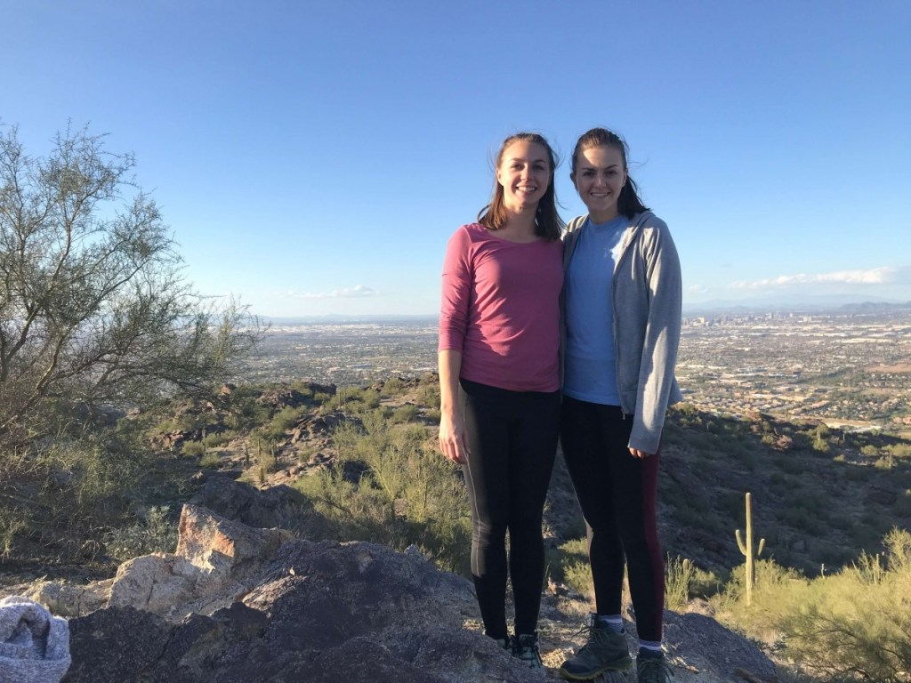 Suitcase Six Hiking-with-Laura-1024x768 Updates, Travel Resolutions, and Where Suitcase Six is Going in 2019