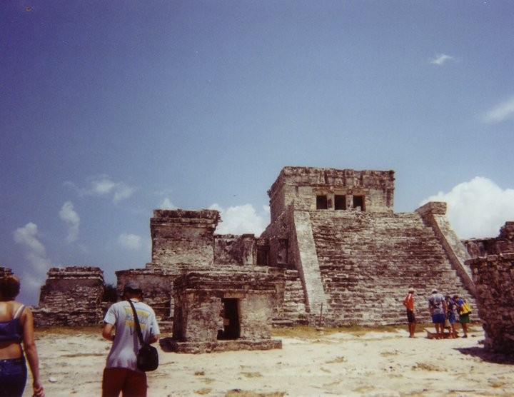 Suitcase Six Pyramid-Ruins-Tulum Woman of the Week: Interview with a Travel Advisor