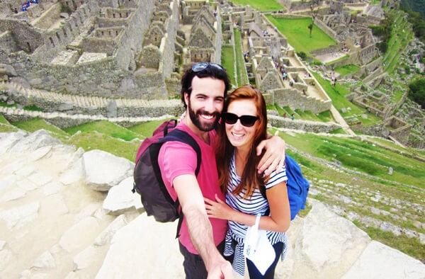 Suitcase Six Mila-and-Mark-Whitman-Machu-Picchu Woman of the Week: Interview with a Digital Business Owner