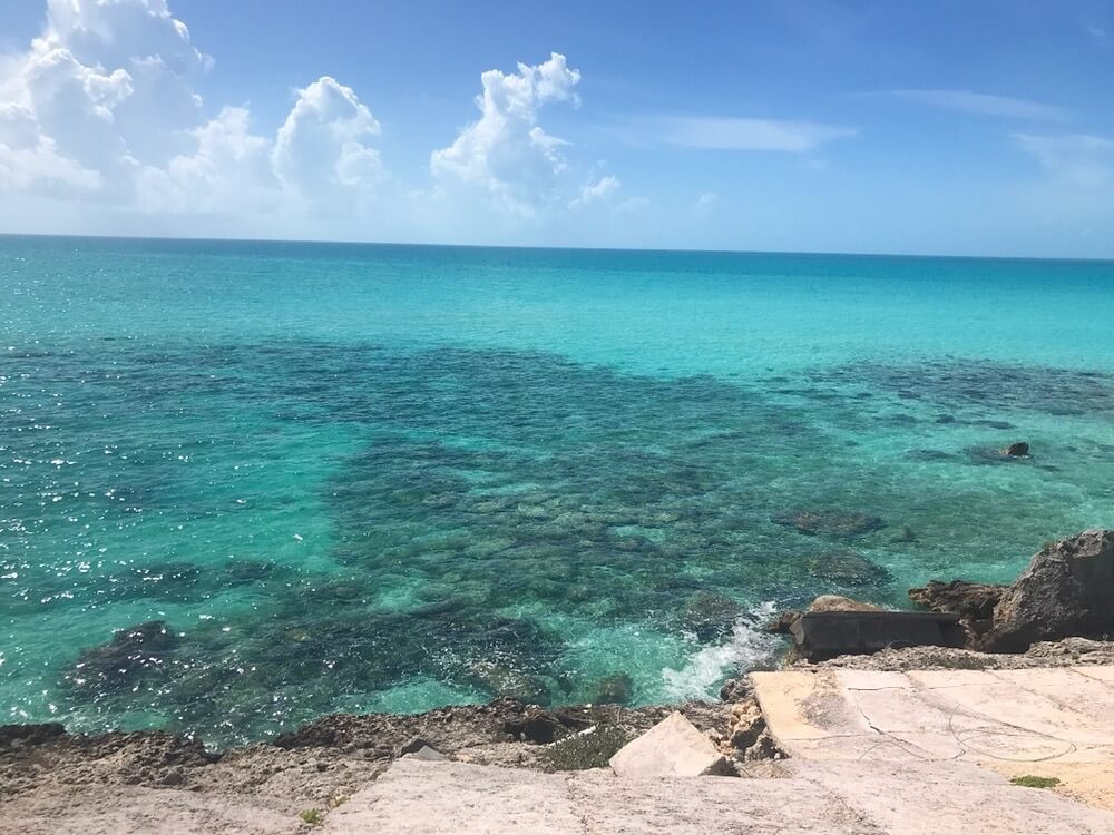 Suitcase Six Ocean-Waters Cost Of Travel In The Bahamas: What We Spent In 1 Week on Eleuthera