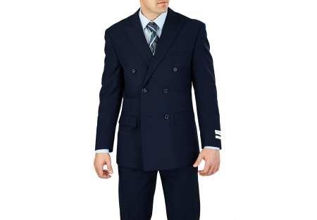 Lorenzo Bruno Dbl Breast Suit – C602DB