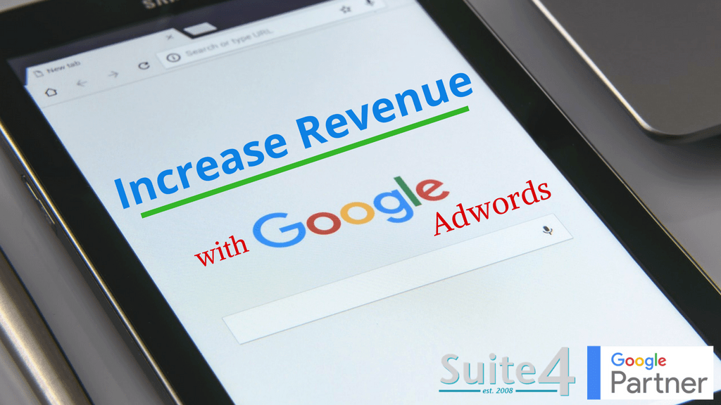 Increase revenue with Google Adwords