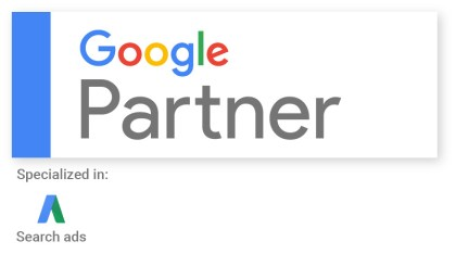 Google AdWords Certified Partner Badge