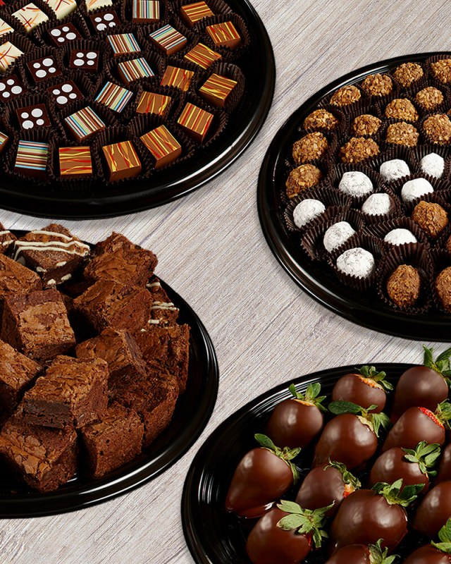 catering - platters