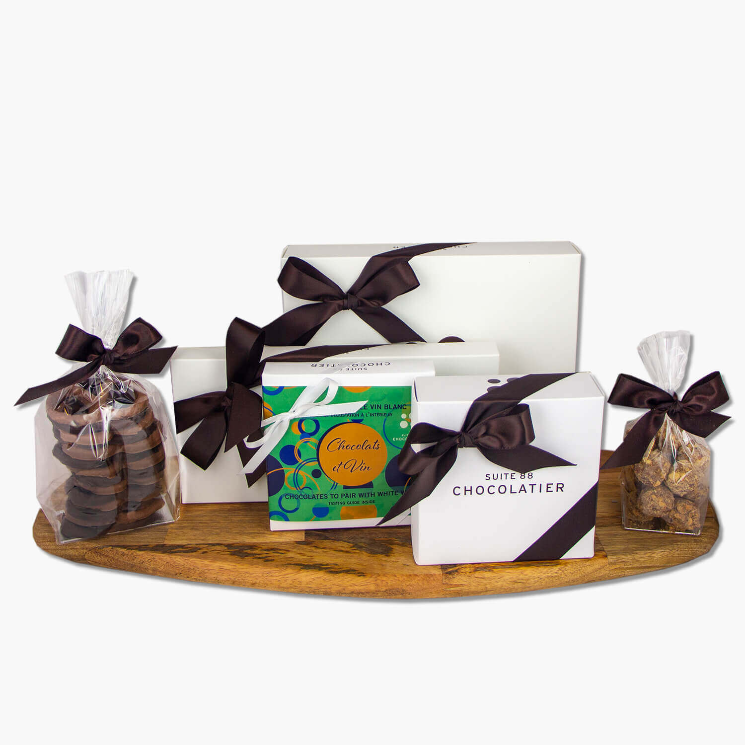 large chopping board gift set