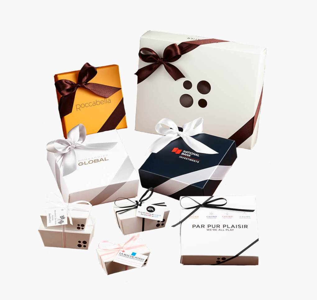 custom chocolate gifts with tags
