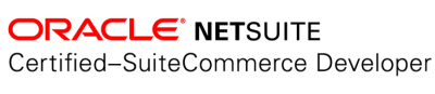 Oracle NetSuite Certified SuiteCommerce Developer Logo