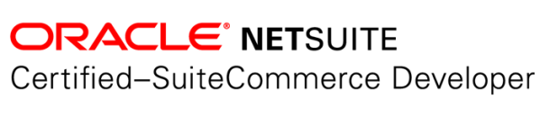 NetSuite SuiteCommerce Developer