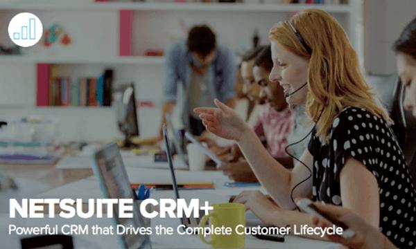 NetSuite CRM Brochure