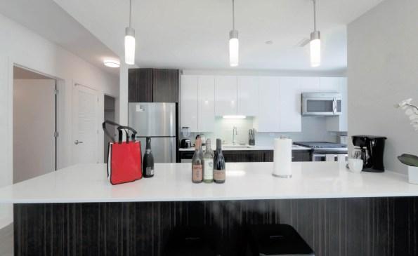 Mila 1 Bed Kitchen